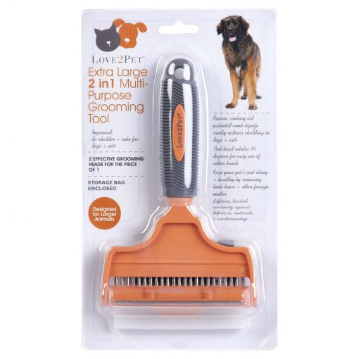 Love2Pet Grooming Brush