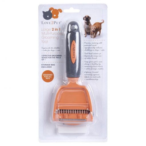 Love2Pet Grooming Brush 3