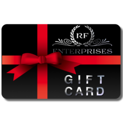 RF Enterprises Gift Card