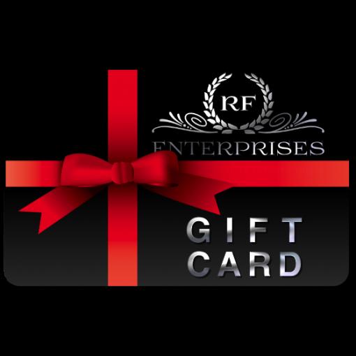 RF Enterprises Gift Card